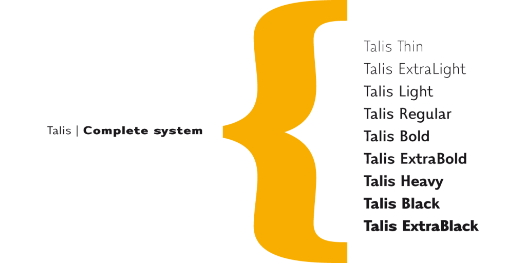 Talis Super Family [30 Fonts] | The Fonts Master